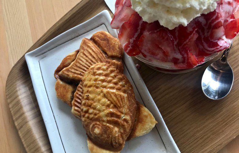 Korean chain Snowy Village brings A+ Instagram dessert game to Seattle's University District