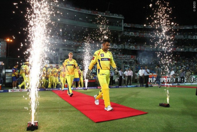 MS Dhoni in trouble for outburst; Twitter slams CSK skipper for 'being out of line' – IBTimes India
