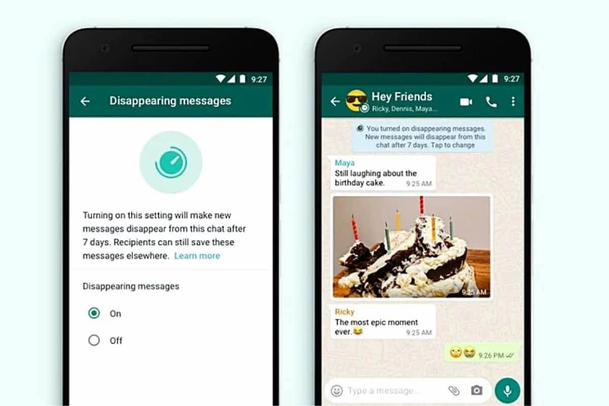 WhatsApp Disappearing Messages Now Live in India: Here's How to Use it on iOS, Android and Desktop