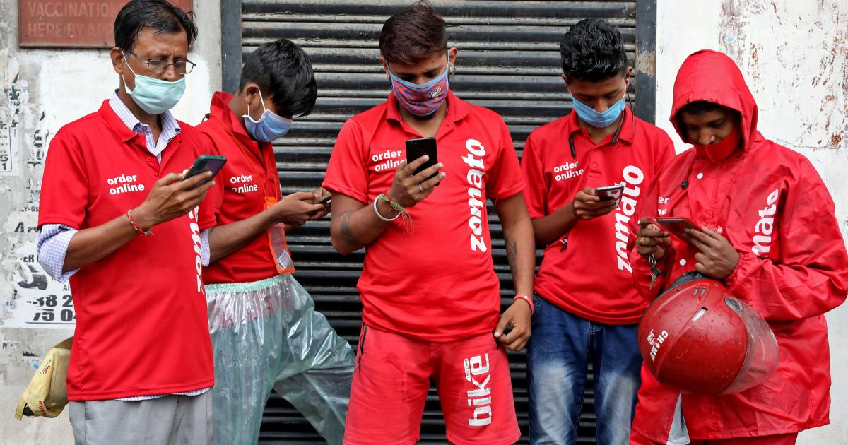India's gig workers use social media to lobby for better work — Quartz India