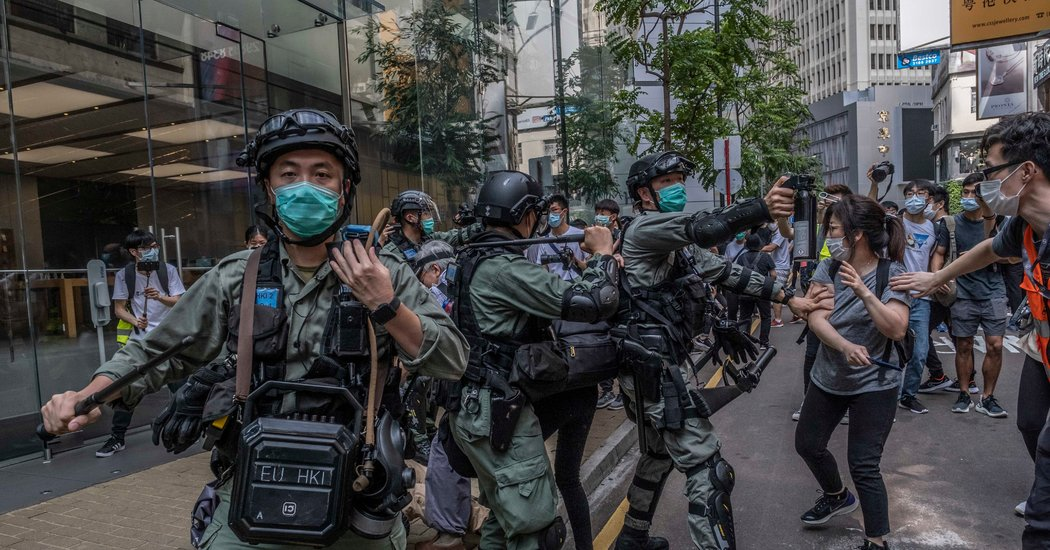 Hong Kong, Stimulus, Huawei: Your Thursday Briefing | Latest Online News