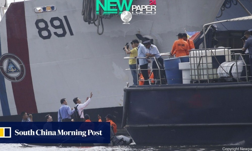 Philippine coastguard sailors convicted of killing Taiwanese fisherman – NEWPAPER24 – Newpaper24 – Global online News around the World