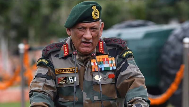 50 Twitter accounts in name of Indian Army Chief and other commanders taken down by Twitter