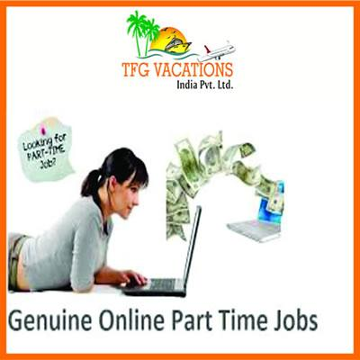 Online Marketing Work Online Jobs From TFG Vacations Pvt. Ltd. – Bangalore, India