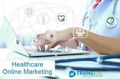Advantages of Healthcare online marketing for medical (New Delhi India)