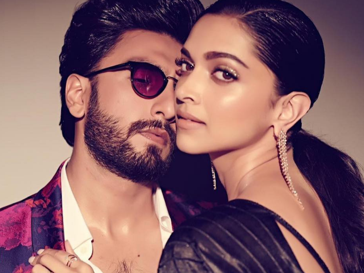 Ranveer Singh: Want to post something romantic for your husband on Instagram? Learn it from Deepika Padukone – Times of India