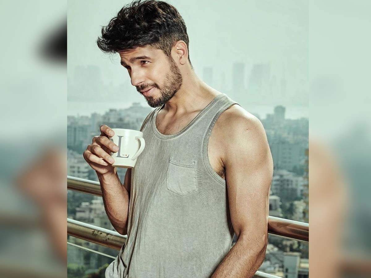 Sidharth Malhotra shares a super cool picture on his Instagram; captions, 'Sunny side up' | Hindi Movie News – Times of India