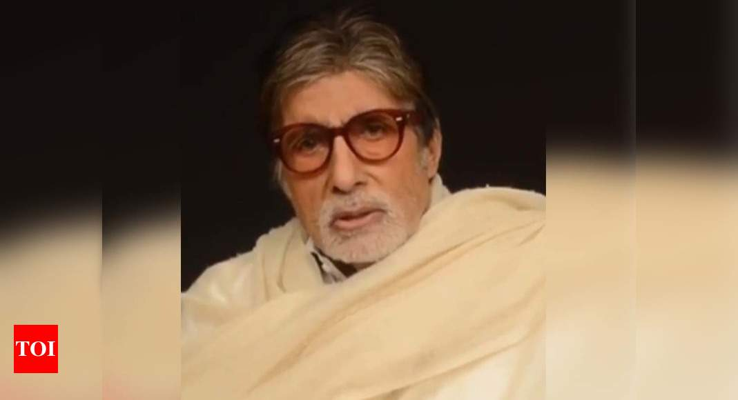 "Amitabh Bachchan MOTIVATES India to ""FIGHT"" the Coronavirus with his latest Instagram post!   Hindi Movie"