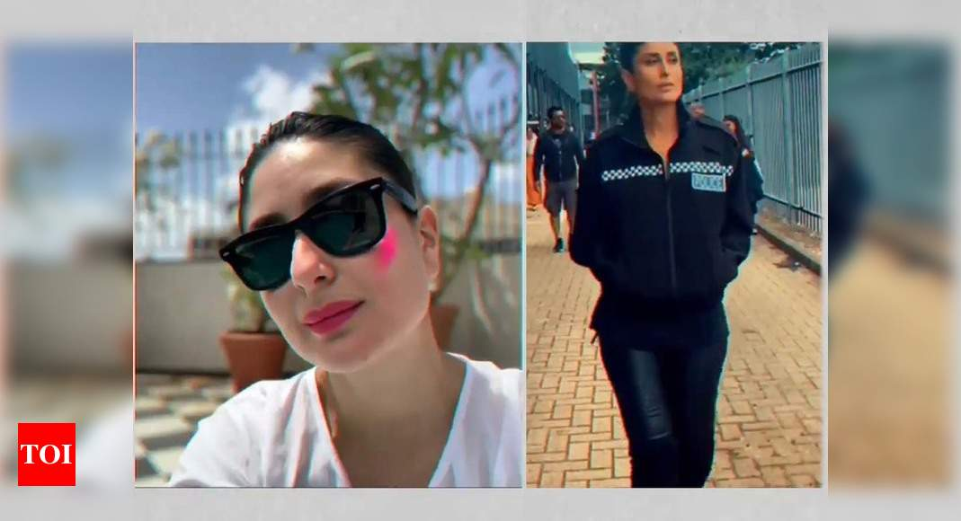 Kareena Kapoor Khan recollects memories of completing 365 days on Instagram – Times of India