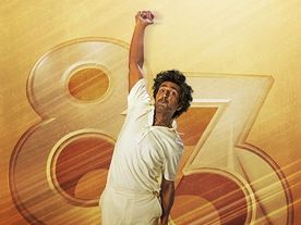 Ranveer Singh introduces character poster of Dinker Sharma as Kirti Azad from Kabir Khan's cricket drama 83