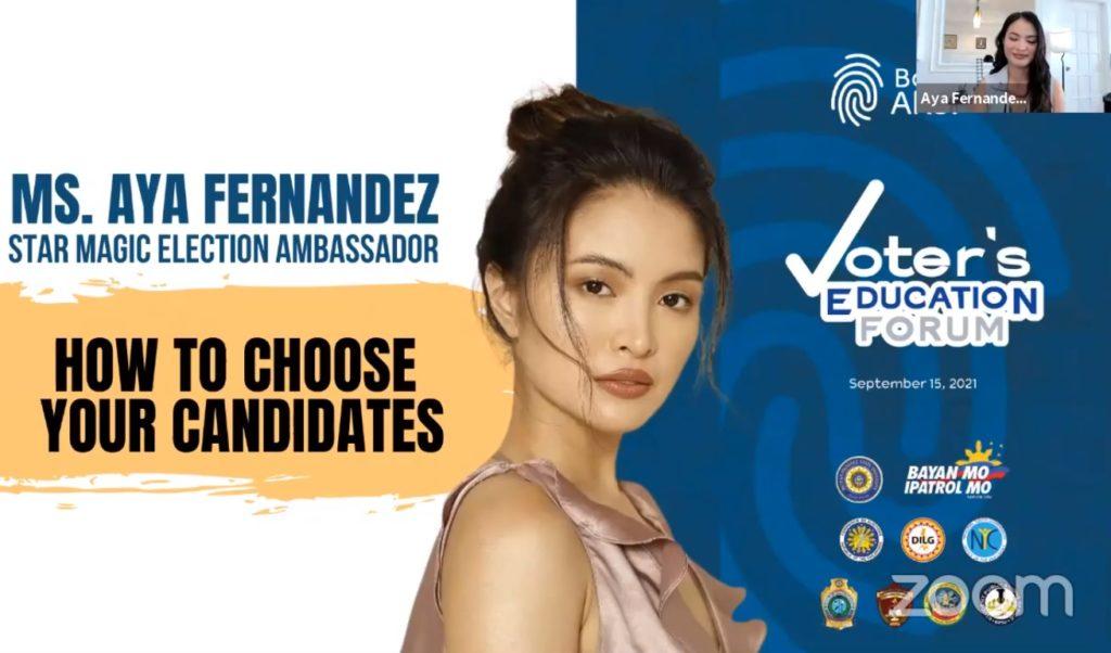 Star Magic artists to use social media to encourage Filipinos to register for Halalan 2022 – Manila Bulletin