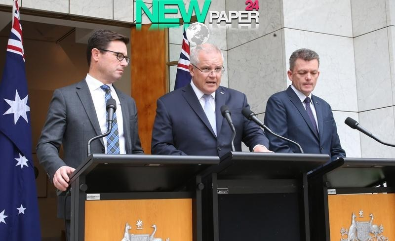 Australia PM guidelines out net-zero emissions goal if jobs in danger | Asia Information – NEWPAPER24 – Newpaper24 – Global online News around the World