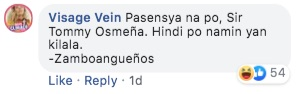Outgoing Cebu City mayor Tommy Osmeña twits candidate for plagiarizing his Facebook post Manila
