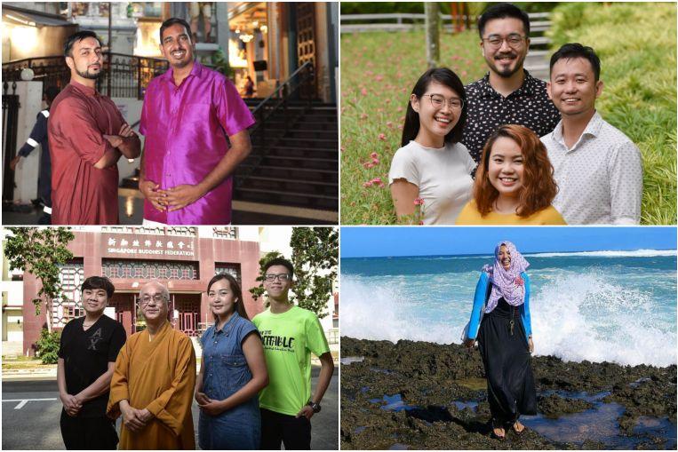 Faith in the age of social media, Singapore