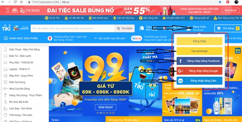 5 Vietnamese firms among 10 most visited e-commerce sites in Southeast Asia