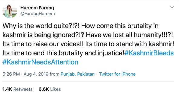 Celebs From India And Pakistan Sound Off On Article 370: