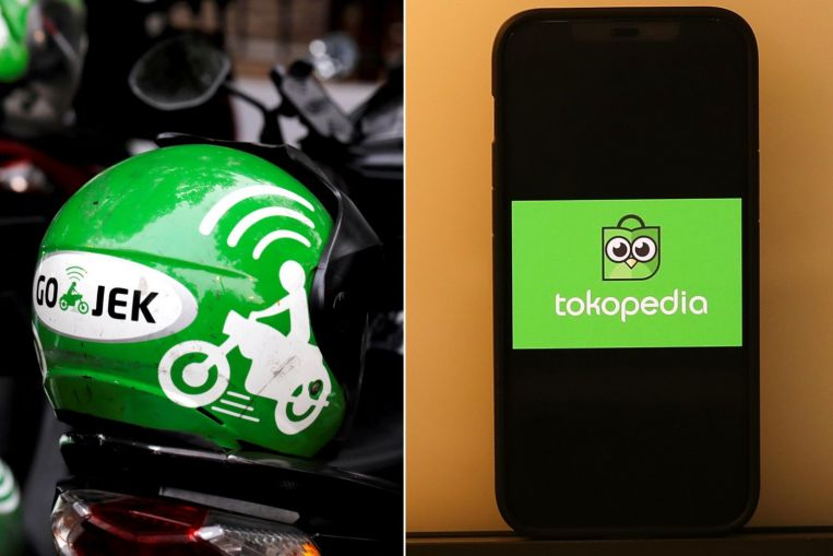 Ride-hailing Gojek announces merger with e-commerce giant Tokopedia in Indonesia, Companies & Markets News & Top Stories – The Straits Times