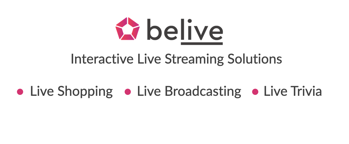 BeLive Powers Live Streaming for E-commerce Giant Bukalapak, Singapore Retailer Changi Airport Group and Telco M1 with its Interactive Live Streaming Solutions