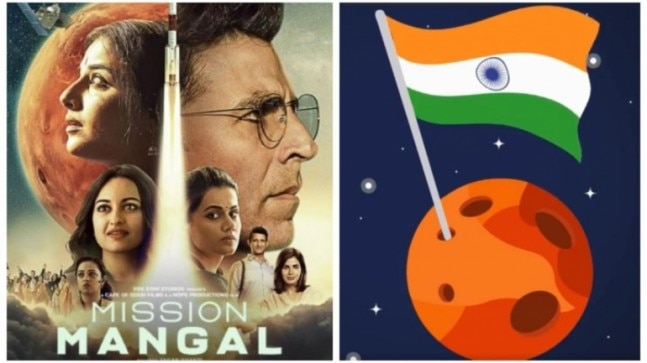 Mission Mangal gets new Twitter emoji with Indian flag flying high on Mars. Akshay Kumar is ecstatic – Movies News