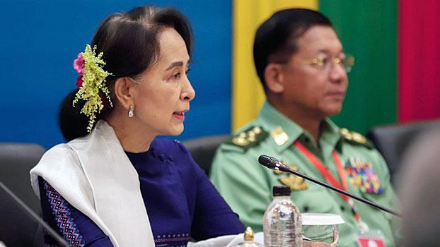 Twitter Suspends Account of Top Myanmar General Over Hate Speech