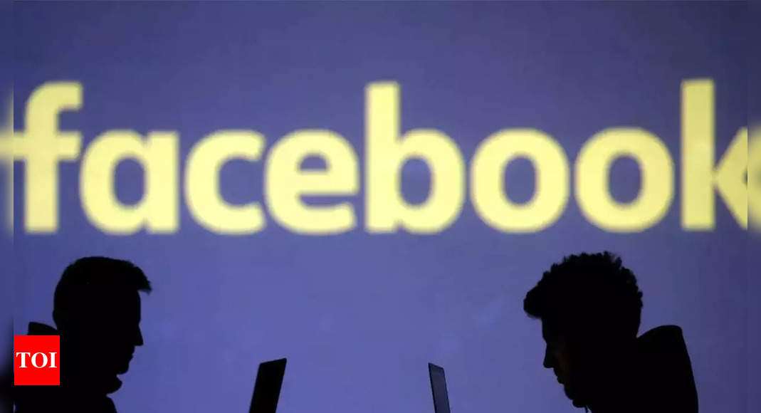 New whistleblower accuses Facebook of wrongdoing: report – Times of India