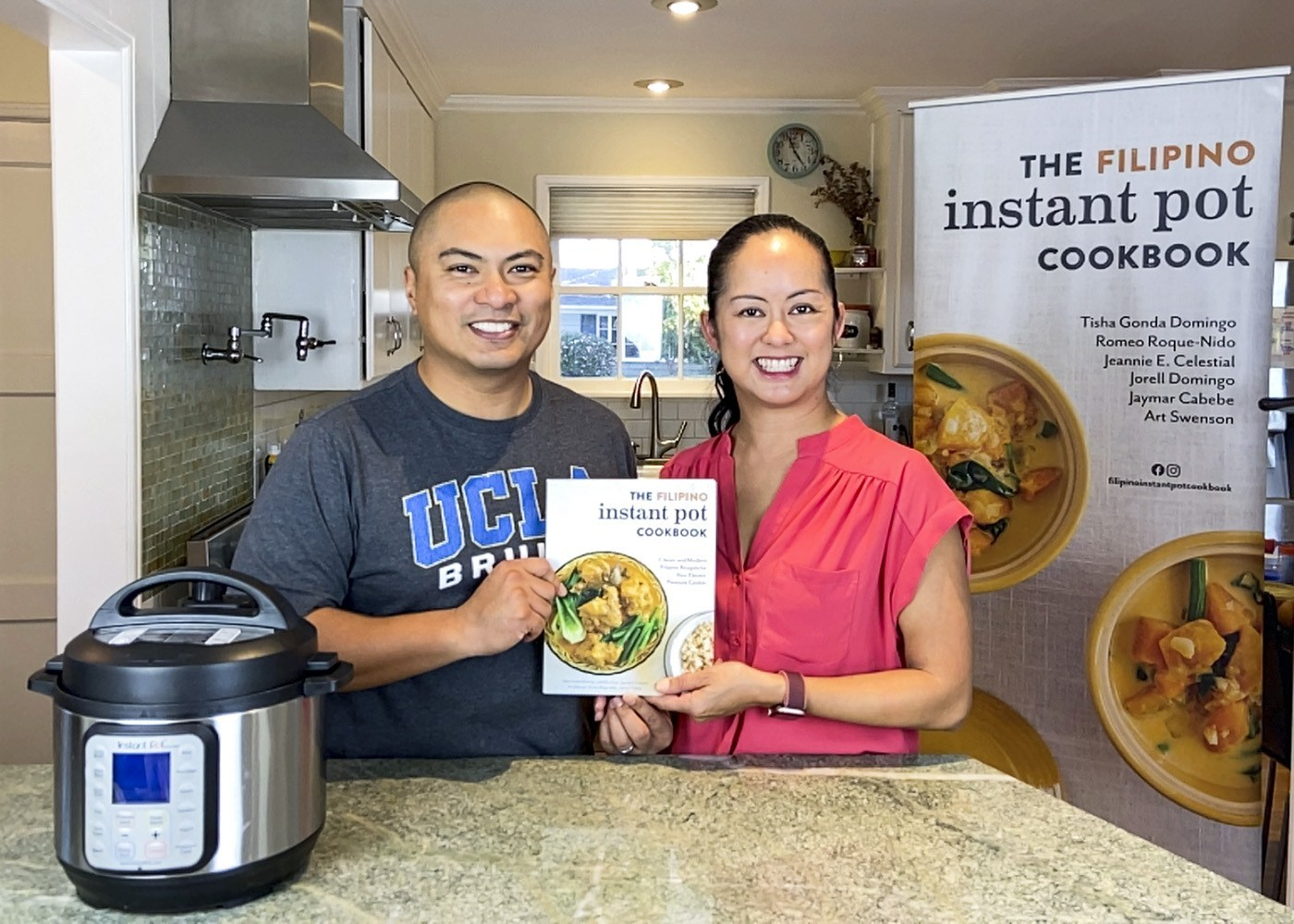 Alumni couple cultivates online community around Filipino Instant Pot recipes – Daily Bruin